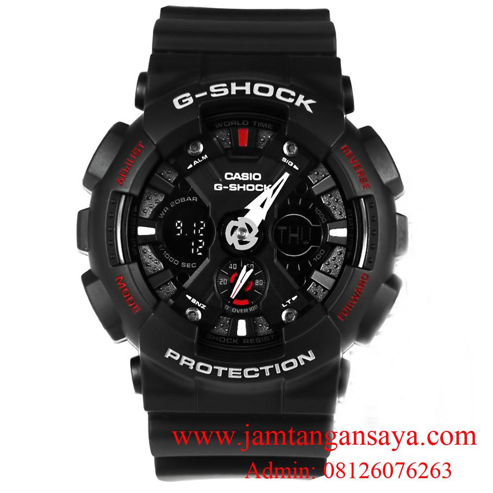 G-Shock GA-120-1ADR